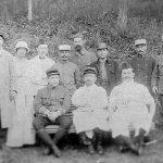 hôpital militaire de Vic sur Cère - guerre de 14 - 18